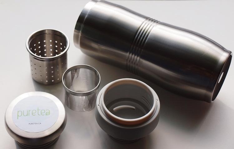 aluminium thermos flask yerba mate